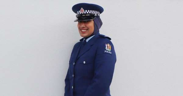 New Zealand Police introduce hijab to uniform