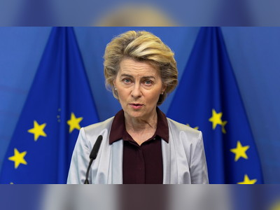 EU's von der Leyen threatens further Covid vaccine export controls, says AstraZeneca supplied less than 10% of agreed jabs